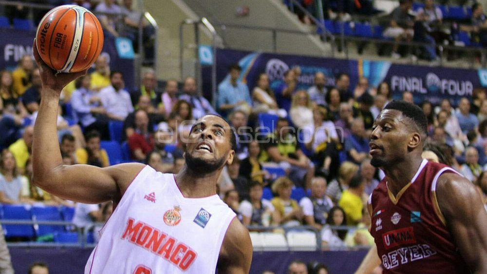 El Monaco termina tercero en la Basketball Champions League