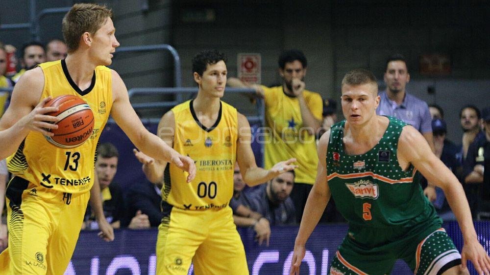 Iberostar Tenerife hace historia y gana la Basketball Champions League