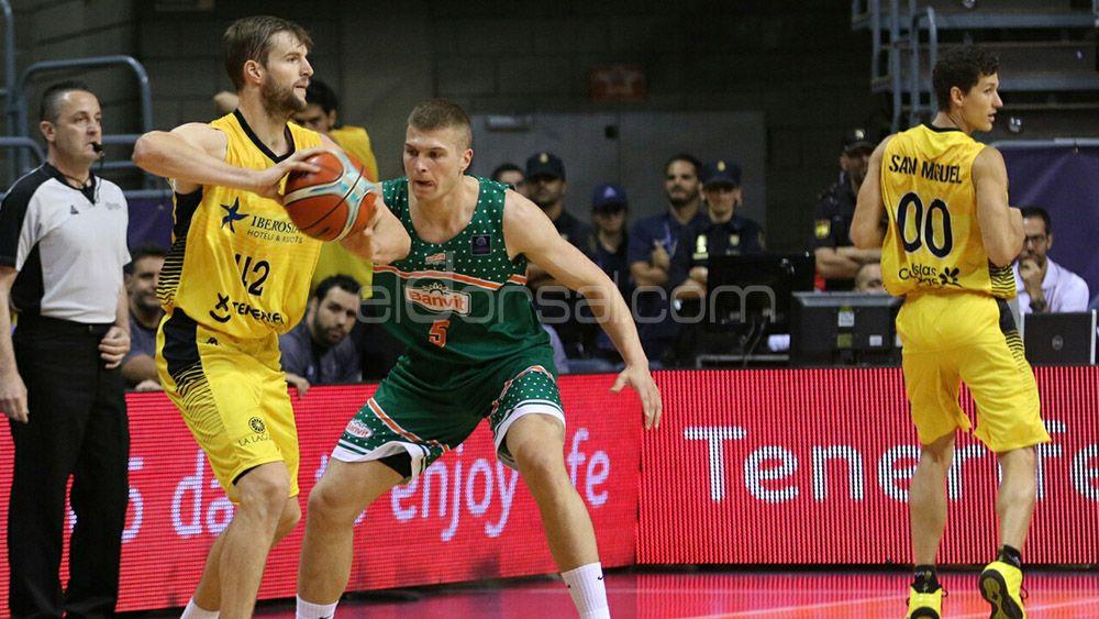 Iberostar Tenerife, campeón de la Basketball Champions League