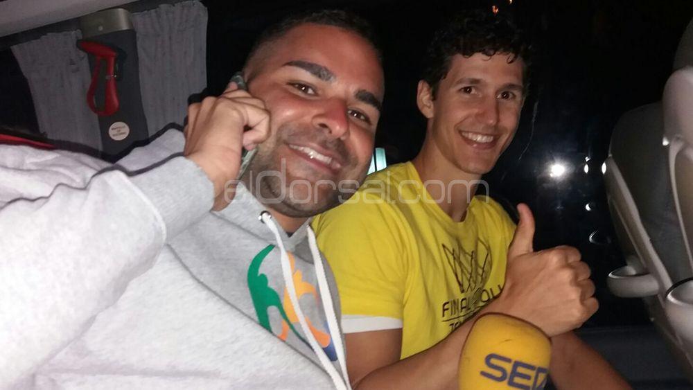 Manoj y Rodrigo