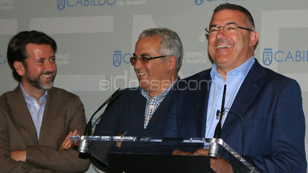 Felix Hernández en el Cabildo