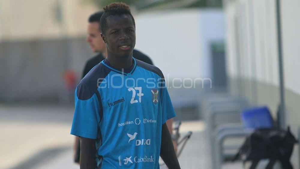 El ex del CD Tenerife Amath Ndiaye firma con el Getafe