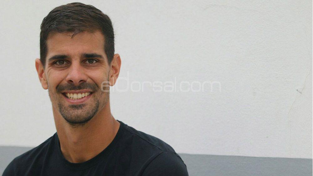 """Dani Hernández: """"El equipo está bien y esperamos volver el domingo a la senda de la victoria"""""""
