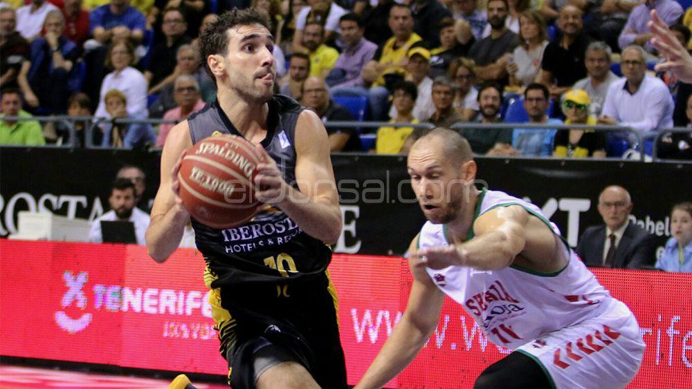 Iberostar Tenerife y Baskonia se juegan la Copa en el Santiago Martín