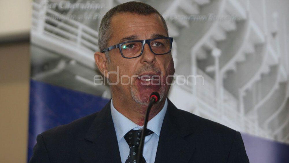 Quique Medina, nuevo director de fútbol de Lusaka Dynamos