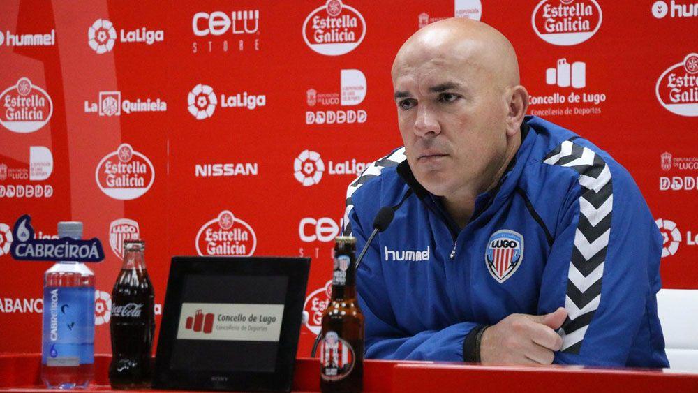 """Sampedro: """"La fuerza del CD Tenerife está en sus velocistas, creo que podemos ganarles"""""""