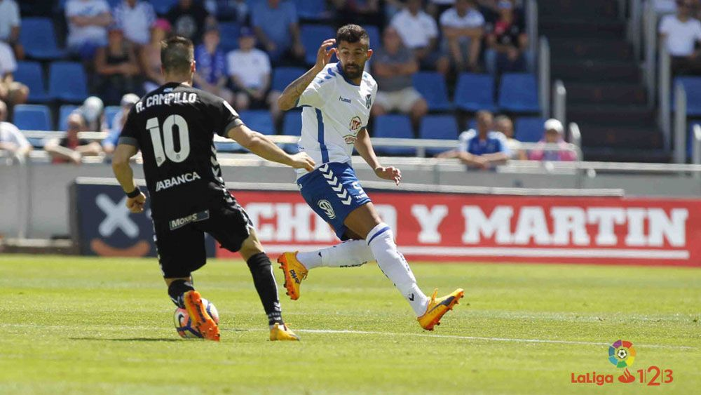 Así vivimos la victoria del CD Tenerife frente al CD Lugo
