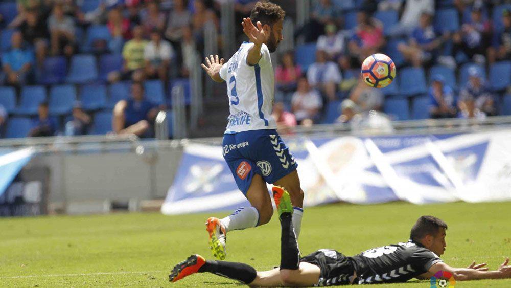 El 'uno por uno' del CD Tenerife contra el CD Lugo