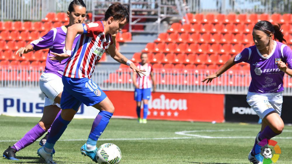 Demasiado Atleti para una desacertada UDG Tenerife