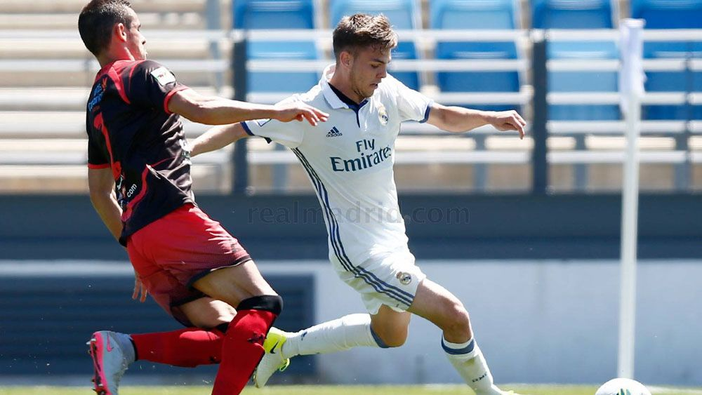 El CD Mensajero supera al Real Madrid Castilla y sigue soñando