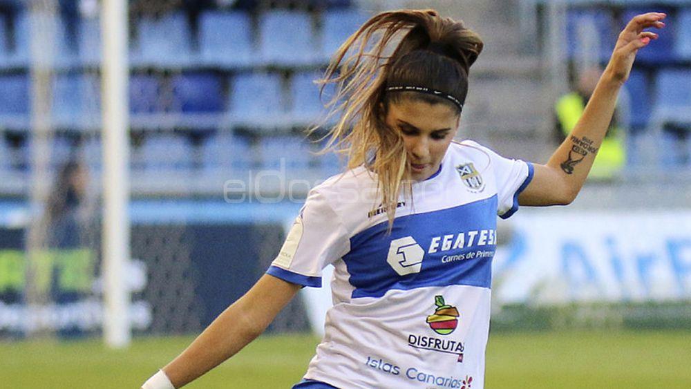 """Natalia Ramos: """"Será un domingo emocionante, afronto con ilusión el UDG Tenerife – Levante"""""""
