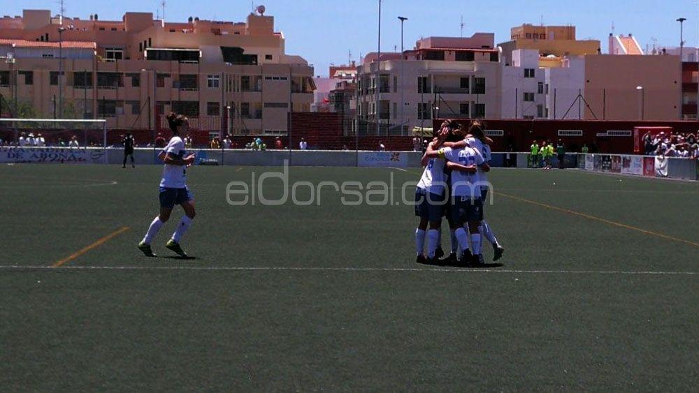 Victoria de la UDG Tenerife ante el Levante UD y sexta plaza asegurada