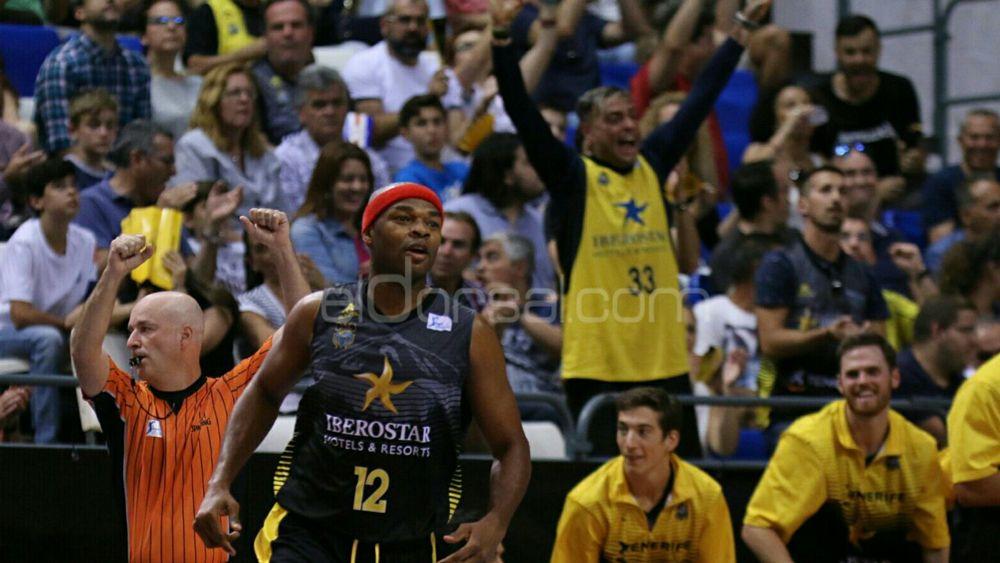 La exhibición triplista del Iberostar Tenerife para cerrar una sobresaliente liga regular