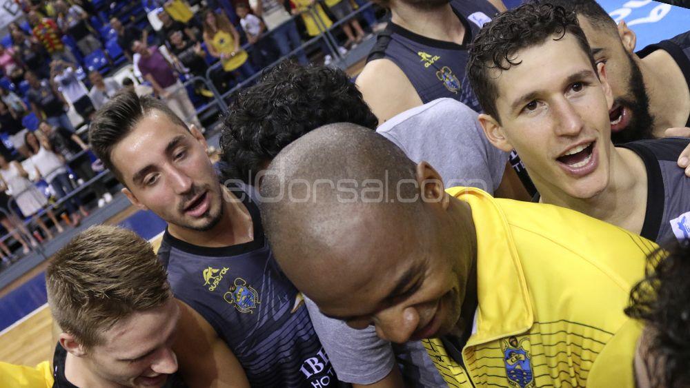 Playoffs por el título: Iberostar Tenerife – Unicaja Málaga, en imágenes