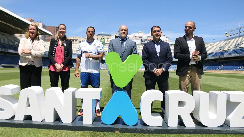 Presentada la Fan Zone para el CD Tenerife – Levante