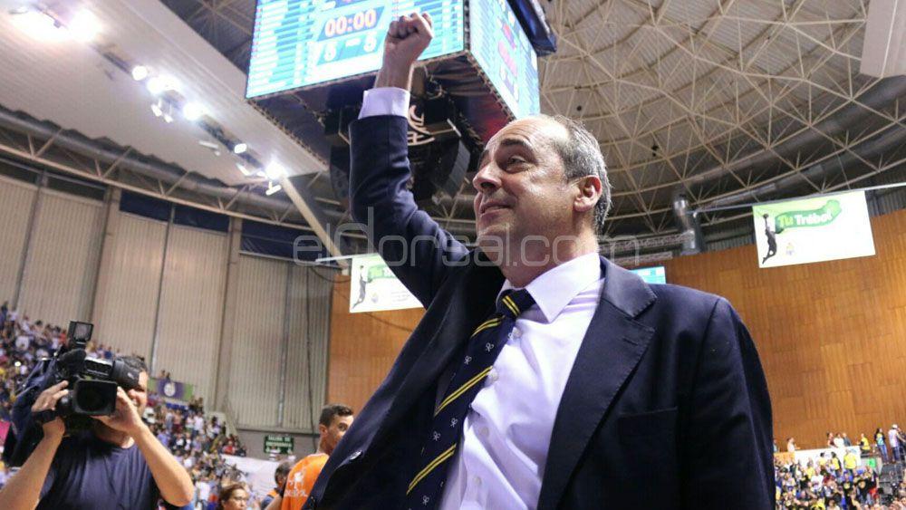 Txus Vidorreta abandona el Iberostar Tenerife y ficha por Valencia Basket