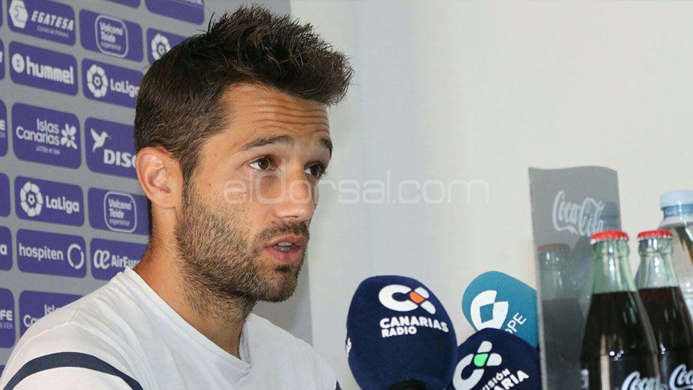 """Aitor Sanz: """"Si no hemos alcanzado al Girona es porque no lo hemos merecido"""""""