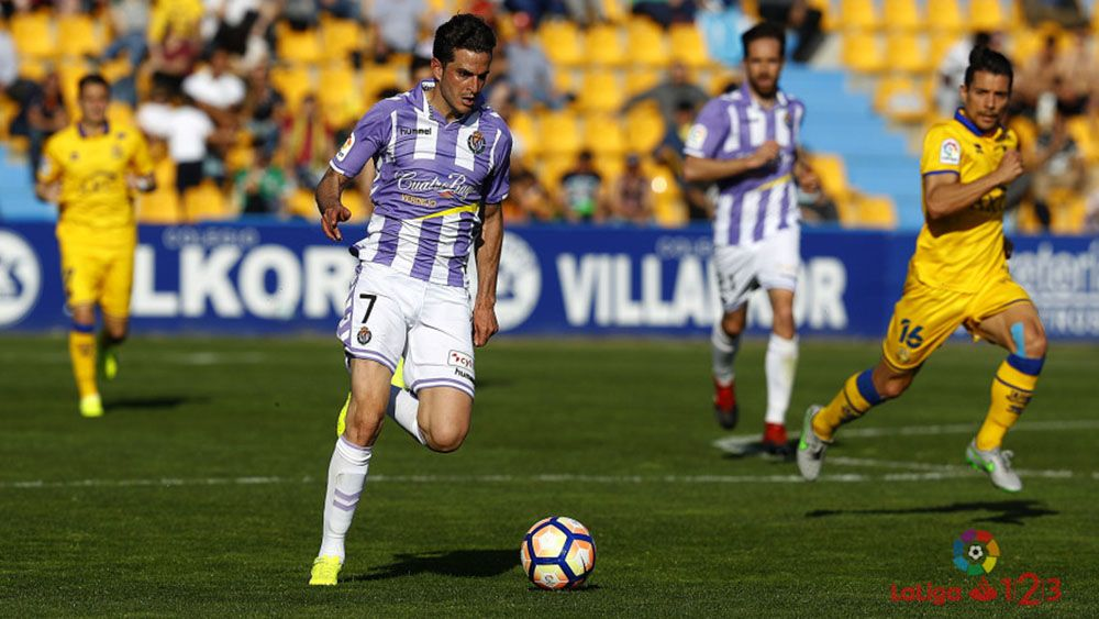 Juan Villar, primer refuerzo del CD Tenerife 17-18