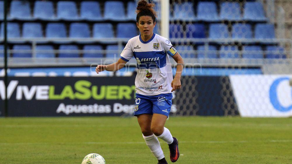"""Cindy García, """"con ilusión y ganas"""" de dar la campanada en Copa de la Reina"""