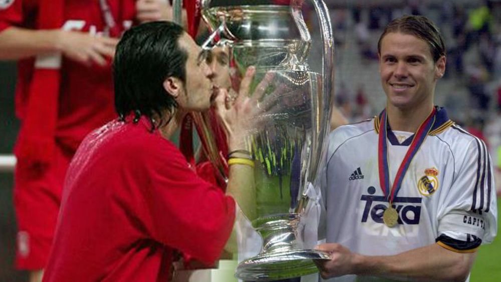 Los últimos ex del CD Tenerife en conquistar la Champions League