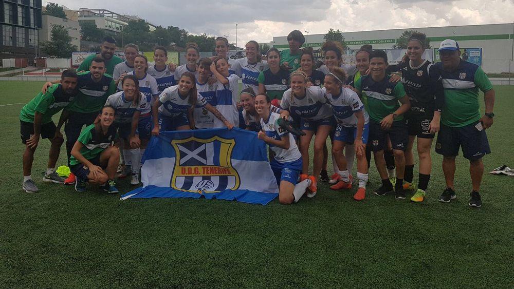 Las guerreras de la UDG Tenerife hacen historia logrando el pase a semifinales de Copa de la Reina