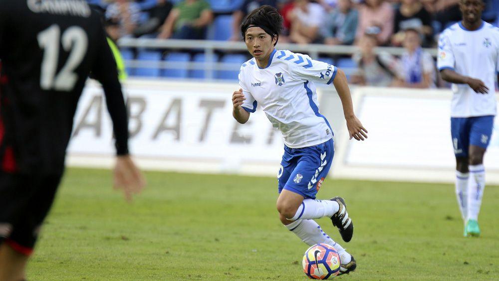 Gaku Shibasaki levanta pasiones en Primera División