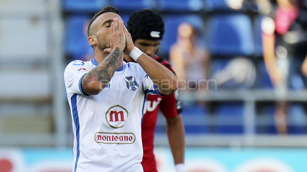 La derrota más dulce del CD Tenerife ante el Nástic, en imágenes