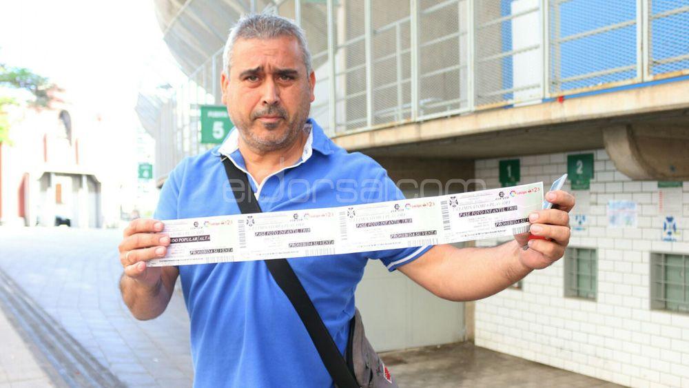 Agotadas las entradas de Popular para el primer partido de playoff del CD Tenerife