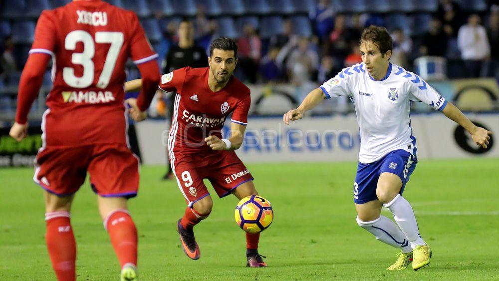 Ángel no jugará frente al CD Tenerife