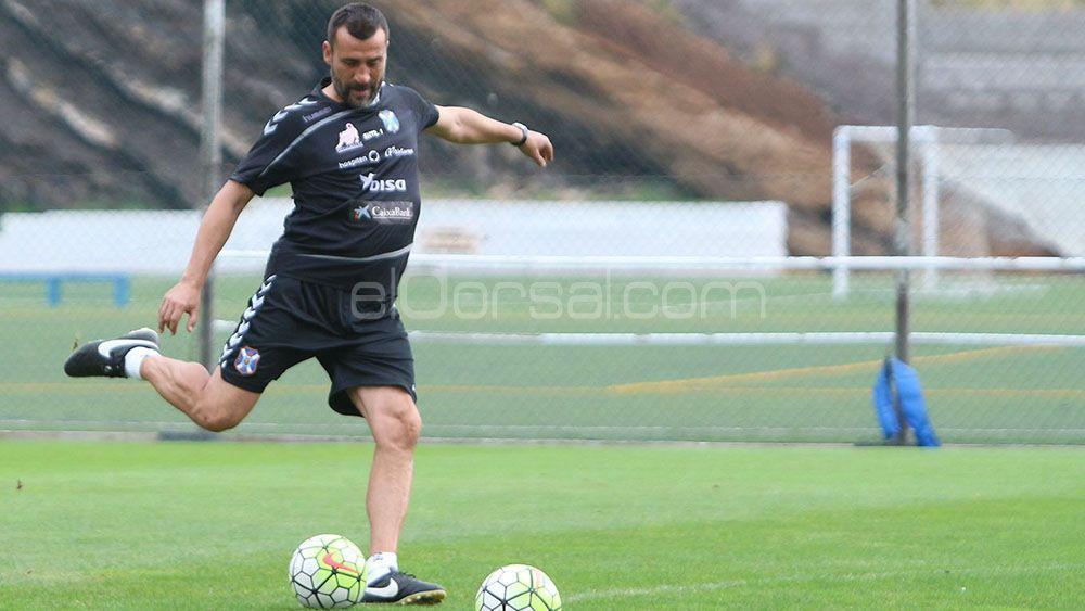 """Raúl Agné: """"El CD Tenerife es el mejor club en el que he entrenado"""""""