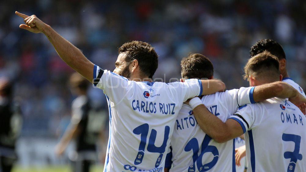 El sueño del CD Tenerife de alcanzar la final pasa por conquistar el Carranza por segunda vez