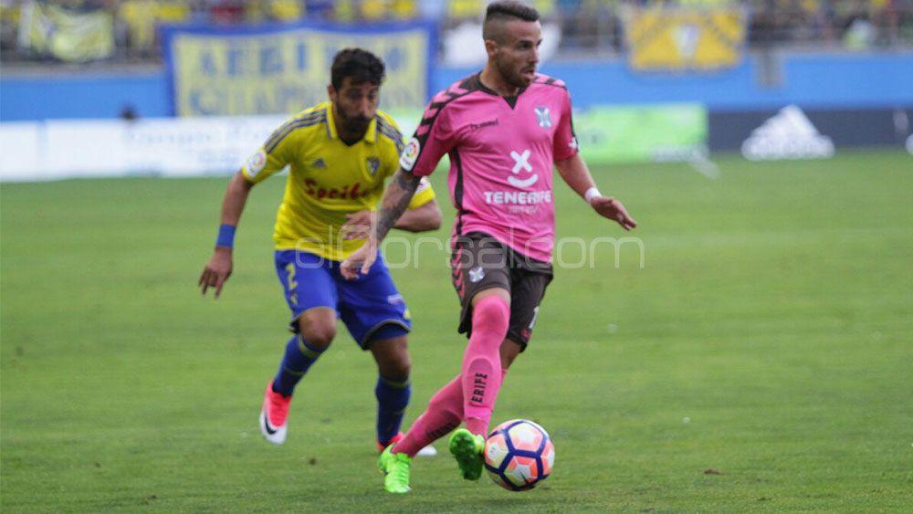 Así vivimos la derrota del CD Tenerife en Cádiz