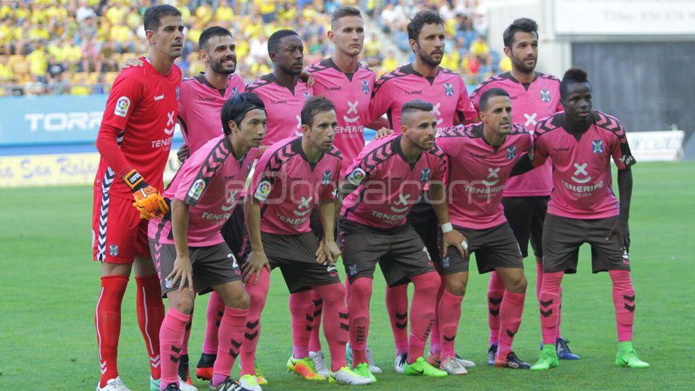 El CD Tenerife recibe al Cádiz creyendo en la remontada, 'sin temor a la meta final'