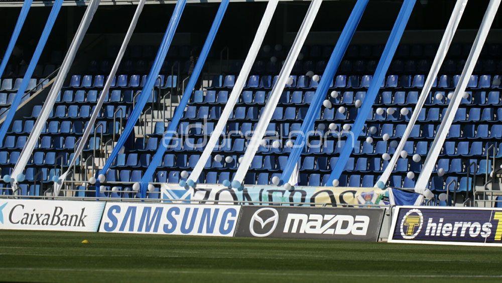 El CD Tenerife – Cádiz CF empezará desde las 8:30h para las peñas