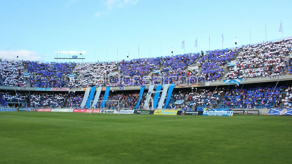 El CD Tenerife supera los 10.000 abonados
