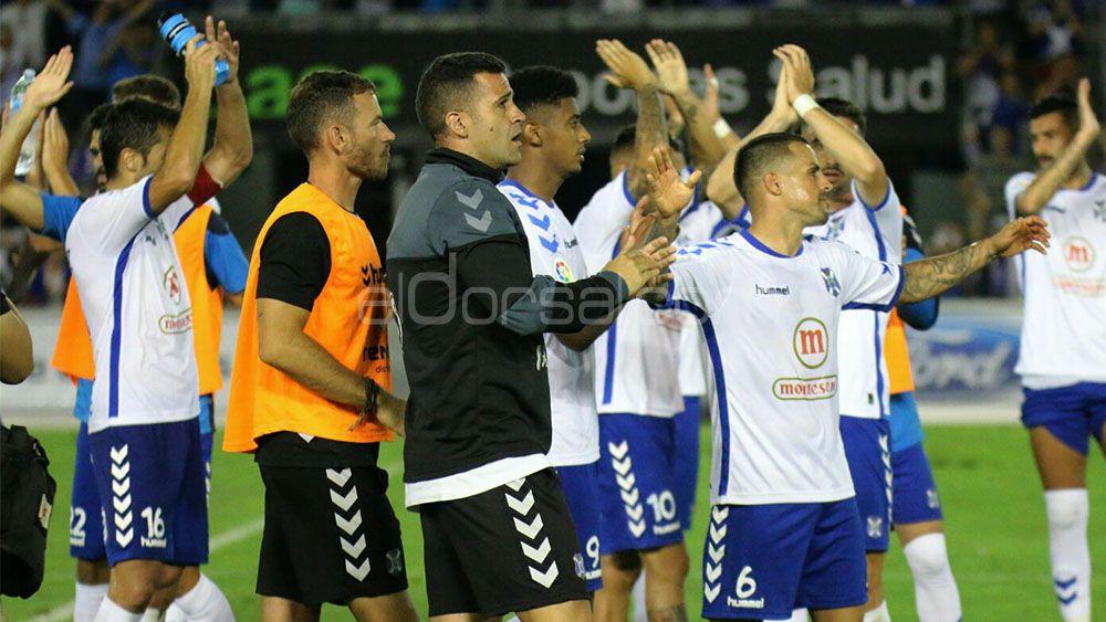 El gol de Jorge y las ocasiones blanquiazules en la ida de la final del playoff