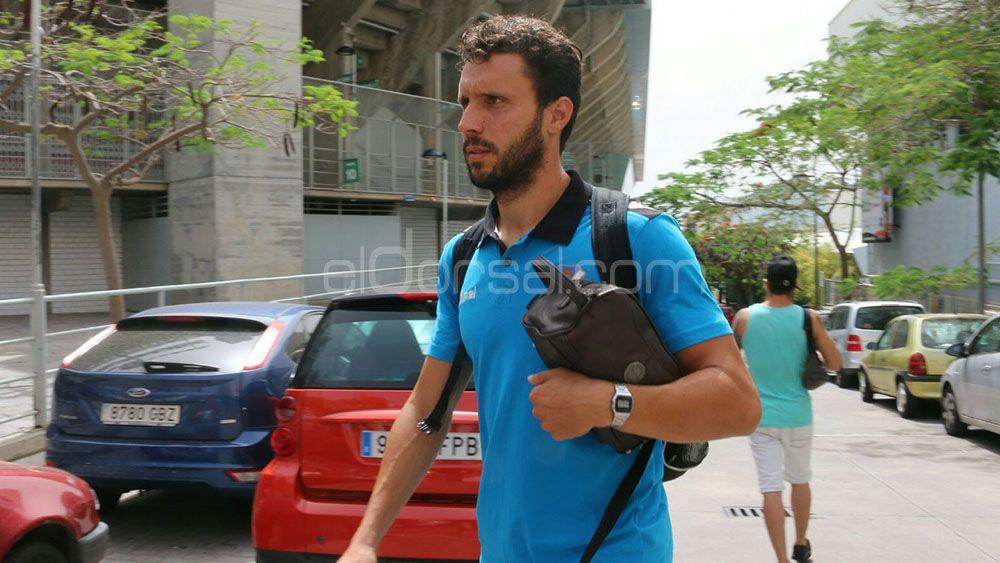 Germán Sánchez pide salir del CD Tenerife