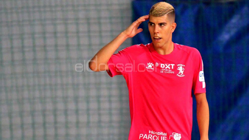 Ramón Vargas no seguirá en el Tenerife Iberia Toscal