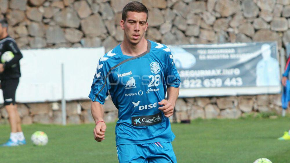 Ale González ficha por el filial de la UD Las Palmas
