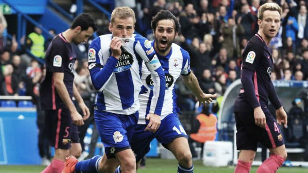 Álex Bergantiños será rival del CD Tenerife