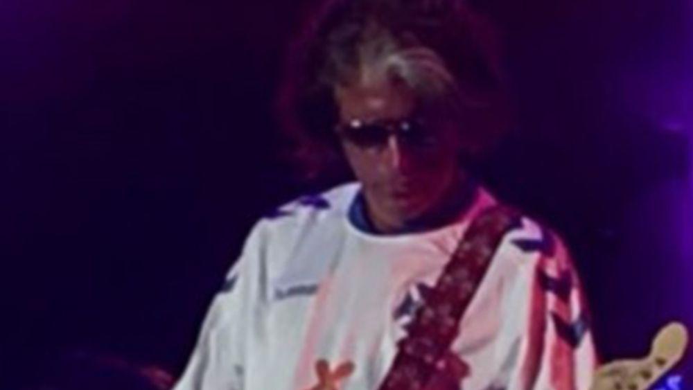 Aerosmith se viste con los colores del CD Tenerife