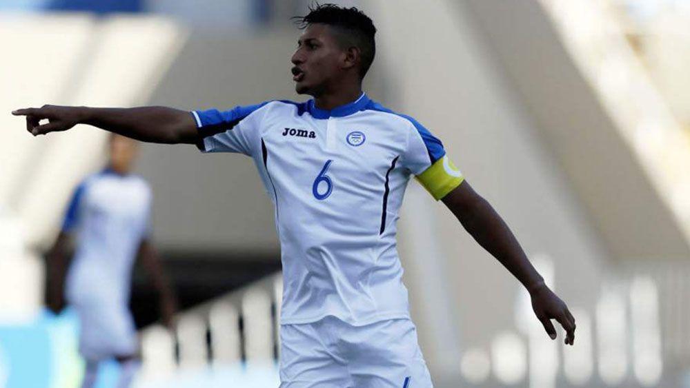 Bryan Acosta, indiscutible en la Copa Oro con Honduras