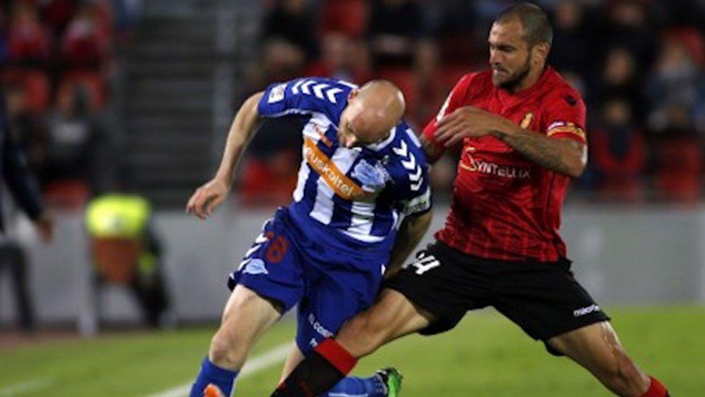 Lucas Aveldaño, el quinto fichaje del CD Tenerife 17-18