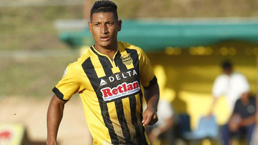 Así definen desde Honduras al nuevo jugador del CD Tenerife Bryan Acosta