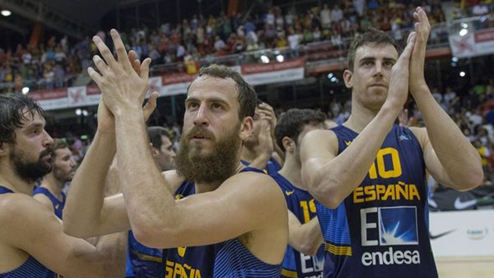 La selección española de baloncesto jugará en Tenerife por primera vez en la historia