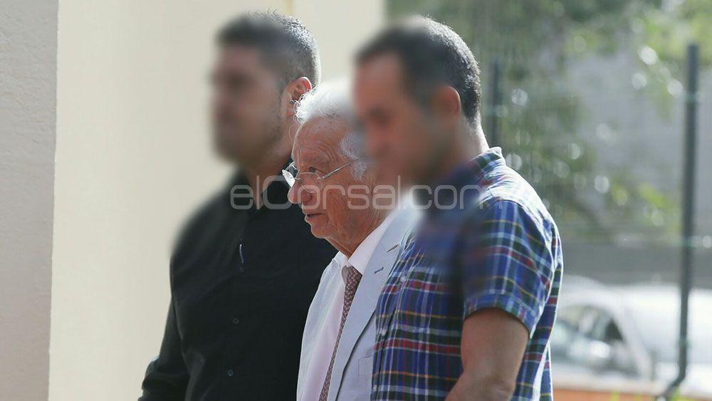 Juan Padrón, a prisión sin fianza