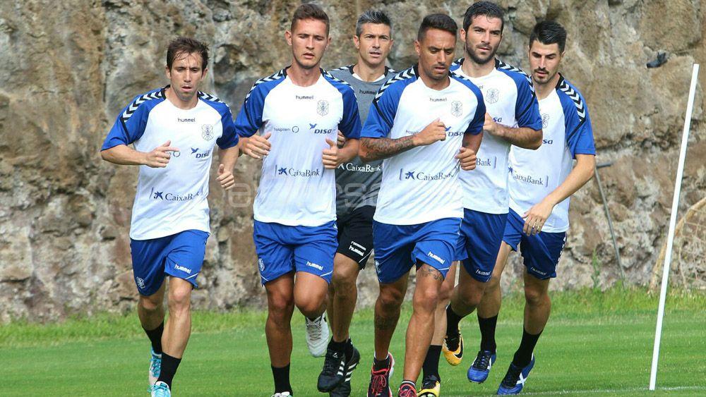 Las evoluciones del CD Tenerife podrán seguirse en abierto