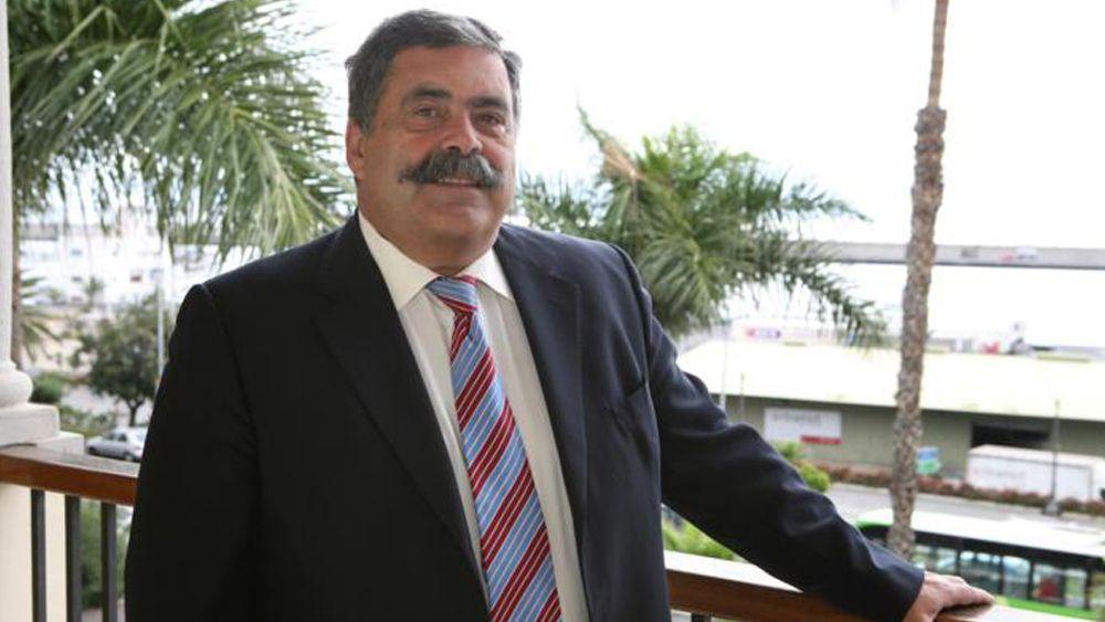 Pedro Rodríguez Zaragoza, candidato a la Dirección General del CD Tenerife