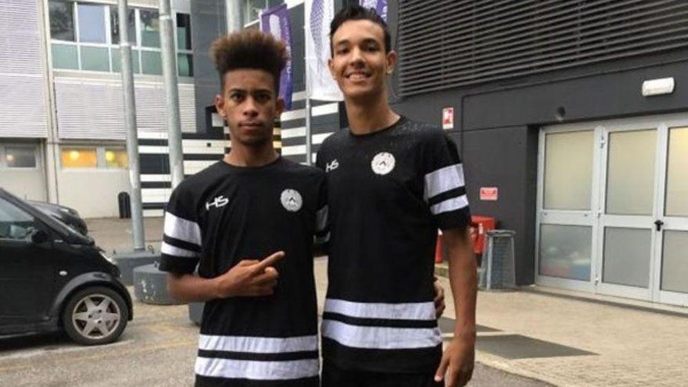 El Udinese se lleva a Italia talento tinerfeño