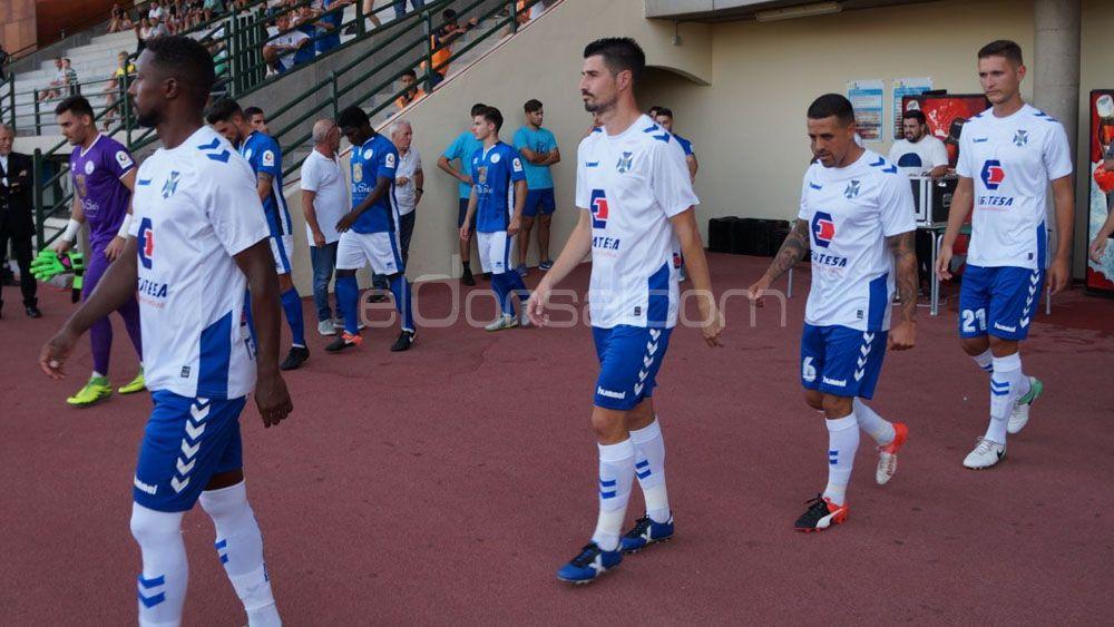 El segundo test para el CD Tenerife, con el posible debut de Bryan Acosta como atractivo